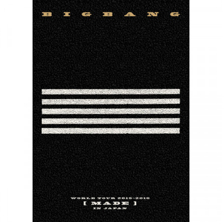 BIGBANG WORLD TOUR 2015~2016 [MADE] IN JAPAN 專輯封面