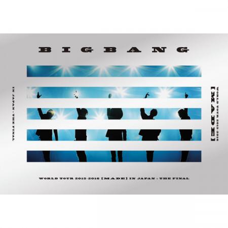 BIGBANG WORLD TOUR 2015~2016 [MADE] IN JAPAN : THE FINAL 專輯封面