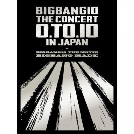 BIGBANG10 THE CONCERT : 0.TO.10 IN JAPAN + BIGBANG10 THE MOVIE BIGBANG MADE 專輯封面