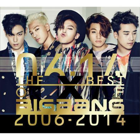 THE BEST OF BIGBANG 2006-2014 專輯封面