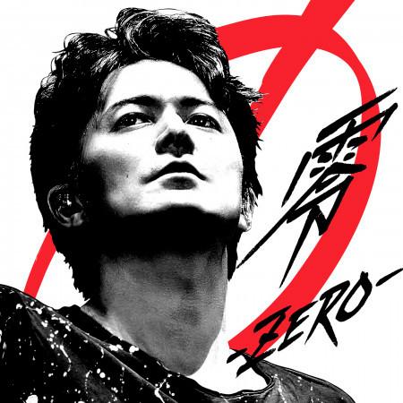 零 -ZERO- 專輯封面