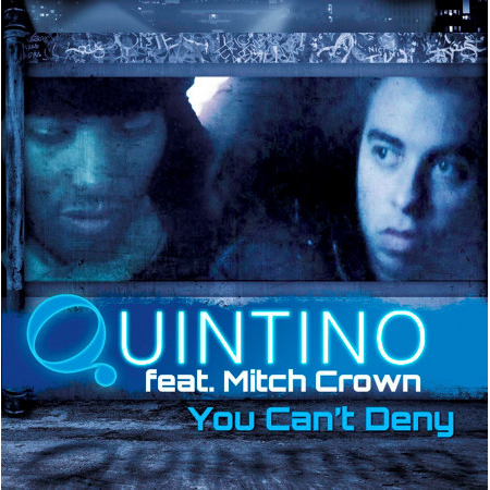 You Can't Deny (feat. Mitch Crown) 專輯封面
