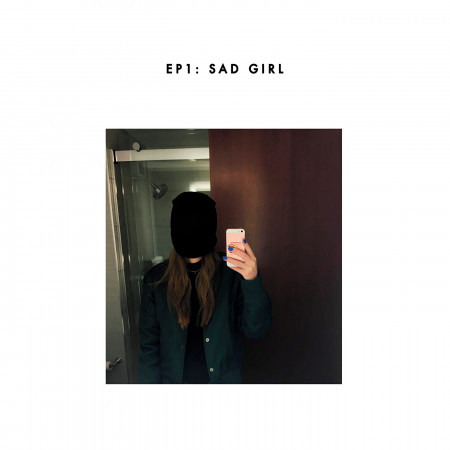sad girl 專輯封面