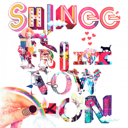 SHINee The Best From Now On 專輯封面