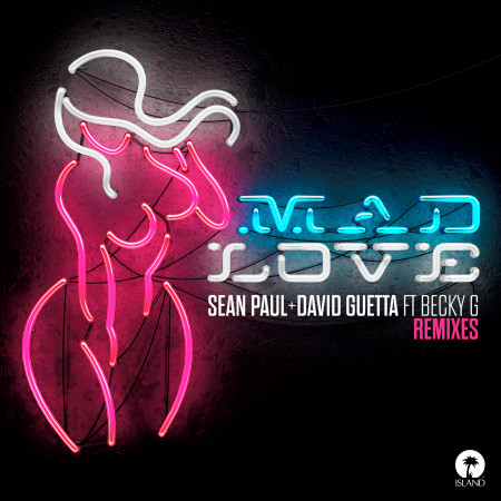 Mad Love (Remixes) 專輯封面