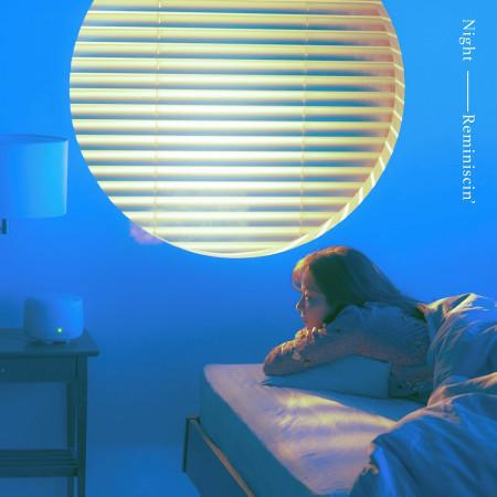Night Reminiscin' 專輯封面