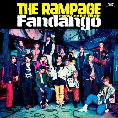 Fandango 專輯封面