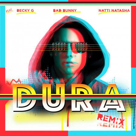 Dura (Remix) 專輯封面