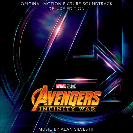 Avengers: Infinity War (Original Motion Picture Soundtrack / Deluxe Edition) 專輯封面