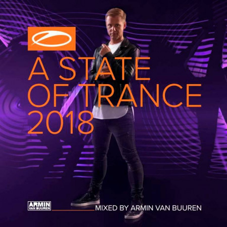 A State Of Trance 2018 (Mixed by Armin van Buuren) 專輯封面