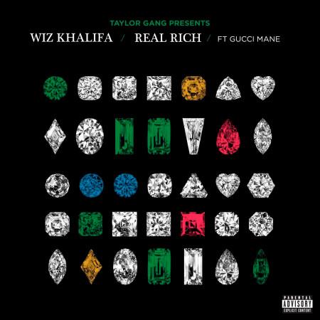Real Rich (feat. Gucci Mane) 專輯封面