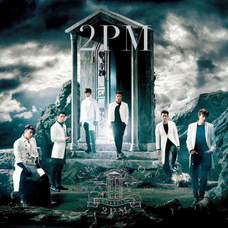 Genesis of 2PM 專輯封面