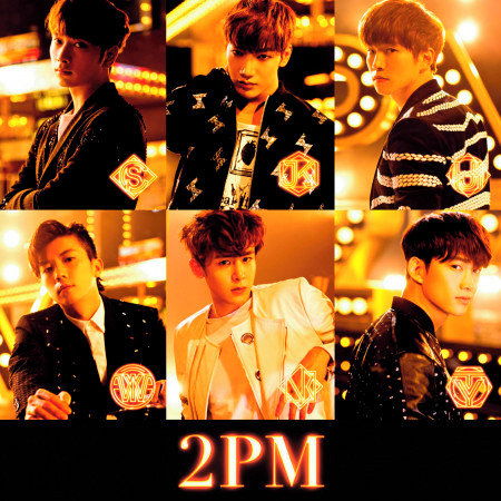 2PM of 2PM (Repackage) 專輯封面