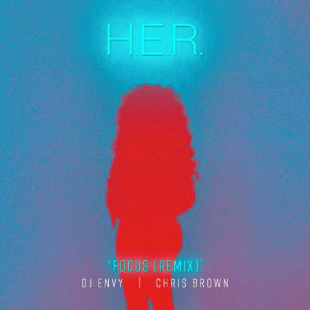 Focus (feat. Chris Brown) (DJ Envy Remix) 專輯封面