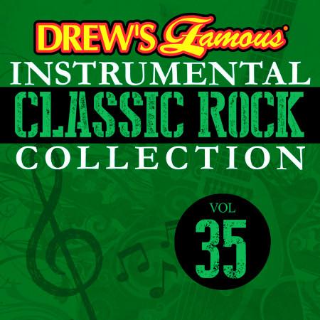 Drew's Famous Instrumental Classic Rock Collection (Vol. 35) 專輯封面