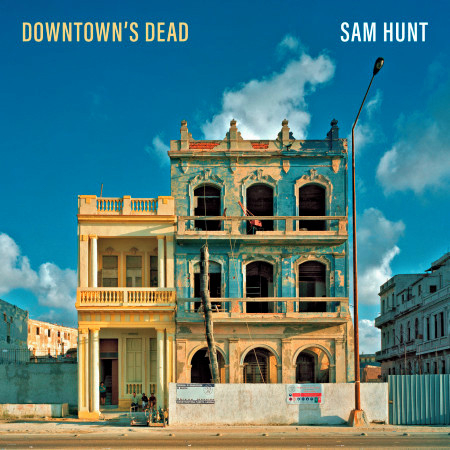 Downtown's Dead 專輯封面