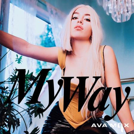 My Way (Remixes) 專輯封面
