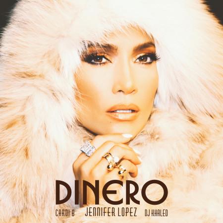 Dinero (feat. DJ Khaled & Cardi B) 專輯封面