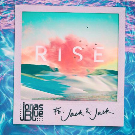Rise (feat. Jack & Jack) 專輯封面