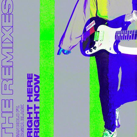 Right Here, Right Now (feat. Taska Black) [Remixes] 專輯封面