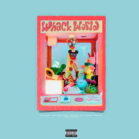 Whack World 專輯封面