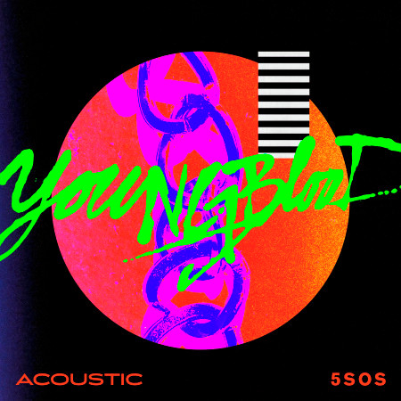 Youngblood (Acoustic) 專輯封面