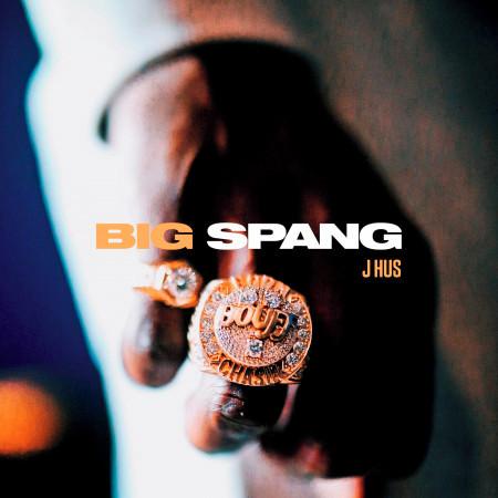 Big Spang - EP 專輯封面