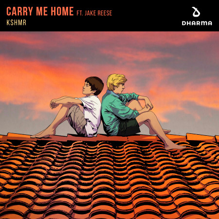 Carry Me Home (feat. Jake Reese) 專輯封面