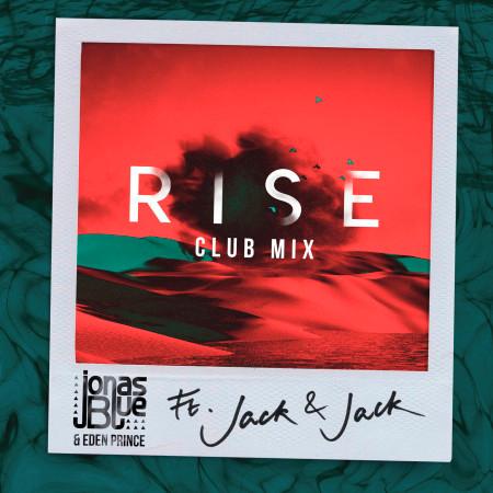 Rise (Jonas Blue & Eden Prince Club Mix) 專輯封面