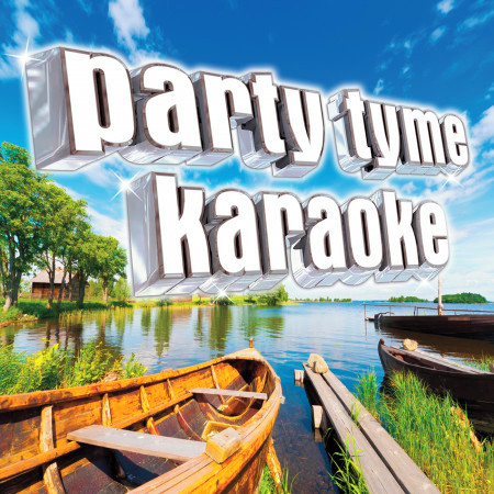 Party Tyme Karaoke - Country Party Pack 6 專輯封面
