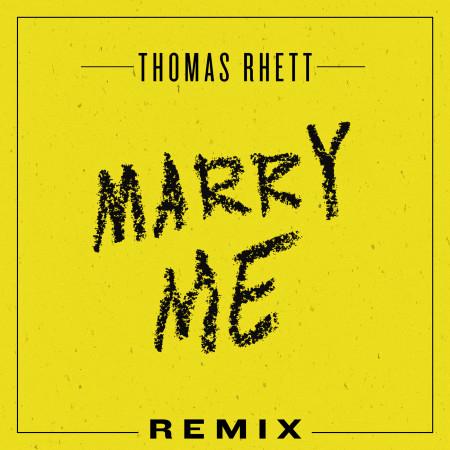 Marry Me (Remix) 專輯封面