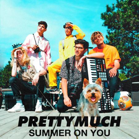 Summer on You 專輯封面