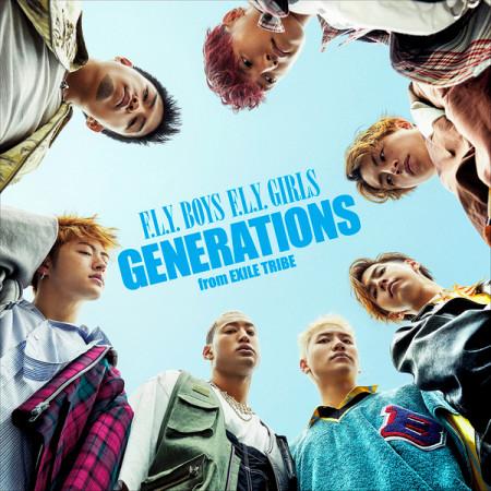 F.L.Y. BOYS F.L.Y. GIRLS 專輯封面