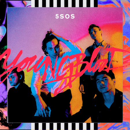 Youngblood (Deluxe) 專輯封面