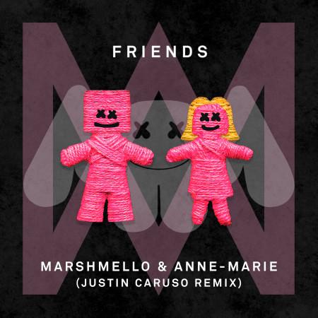FRIENDS (Justin Caruso Remix) 專輯封面