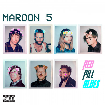 Red Pill Blues (Deluxe) 專輯封面