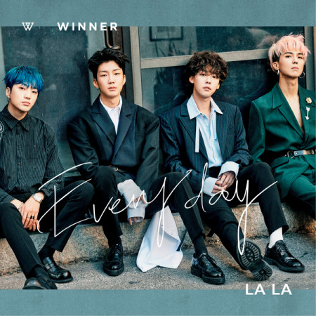 LA LA 專輯封面