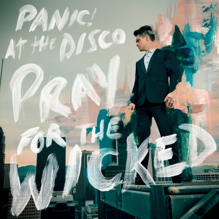 Pray For The Wicked 專輯封面