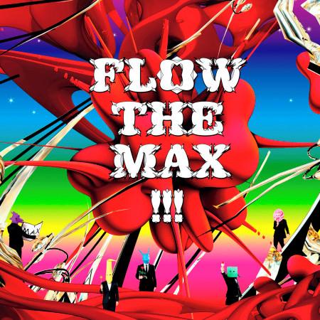 FLOW THE MAX !!! 專輯封面