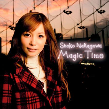 Magic Time 專輯封面