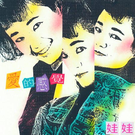 愛的感覺 專輯封面