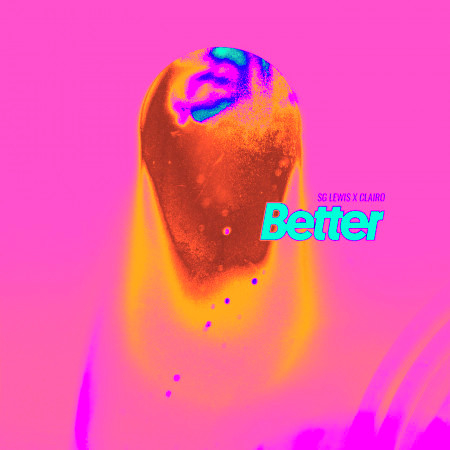 Better (SG Lewis x Clairo) 專輯封面