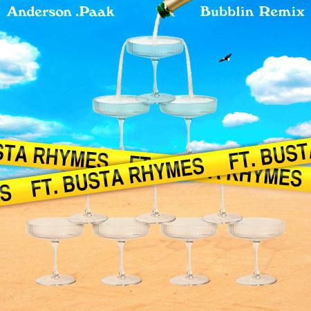 Bubblin (feat. Busta Rhymes) (Remix) 專輯封面