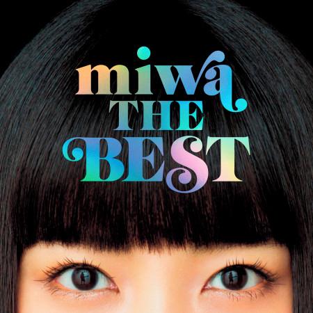 miwa THE BEST 專輯封面