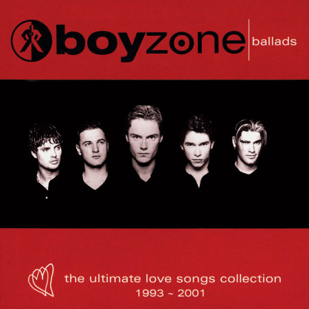 The Love Songs Collection 專輯封面
