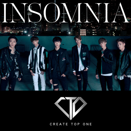 Insomnia 專輯封面