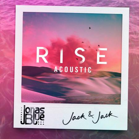 Rise (Acoustic) 專輯封面
