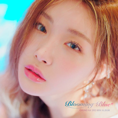 Blooming Blue 專輯封面