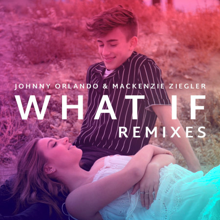 What If (Remixes) 專輯封面