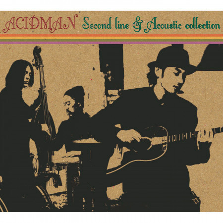 Second Line & Acoustic Collection 專輯封面